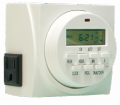 7-Day Dual Outlet Digital Timer